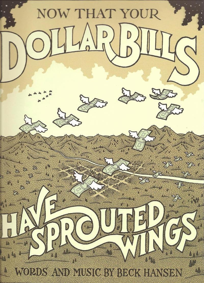 Now That Your Dollar Bills Have Sprouted Wings
